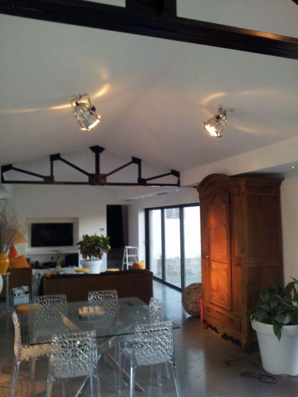 r alisation de l 39 installation electrique et de la. Black Bedroom Furniture Sets. Home Design Ideas